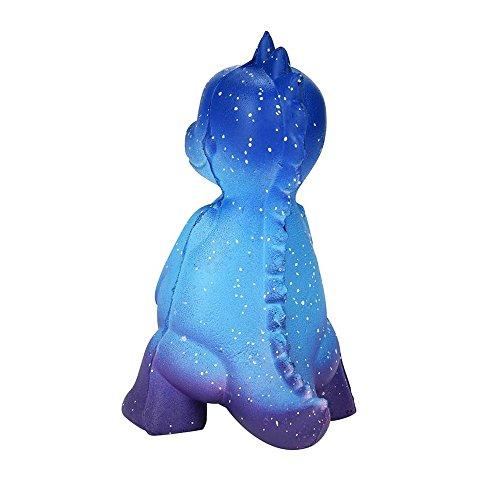 Achat dinosaure Squishy Jumbo Slow Rising Kawaii Squishies mignon gâteau parfumé des jouets de décompression (dinosaur, 11.5*8cm)