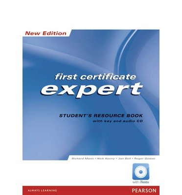 FCE Expert New Edition Students Resource Book with Key/CD Pack (Expert) (Mixed media product) - Common