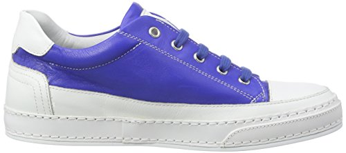 Candice Cooper Jil.cotton, Baskets Basses femme Bleu - Blau (bluette)