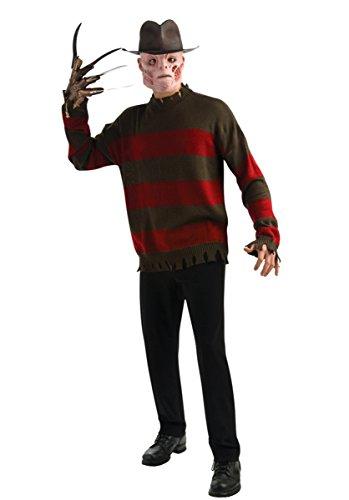 e Kostüm Herrenkostüm Horror Halloween Horrorfilm Gr. STD - XL, Größe:XL (Horrorfilm Kostüme)