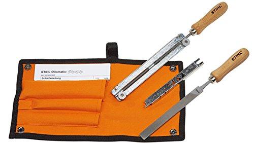 Stihl 5605 007 1029 Feilen-Set für 9,5-mm-Sägekette