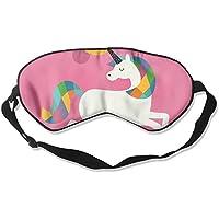 Funny Cute Unicorn 99% Eyeshade Blinders Sleeping Eye Patch Eye Mask Blindfold For Travel Insomnia Meditation preisvergleich bei billige-tabletten.eu