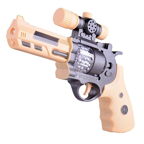 ole Spielzeug mit Lichter und Sound Elektro Shooter Gun Spielzeug ()
