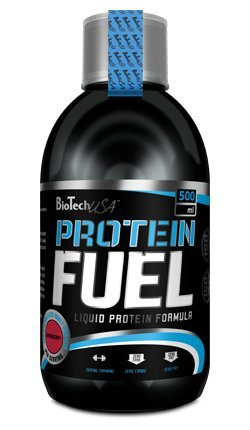 Biotech USA Protein Fuel shot 50ml Kirsche