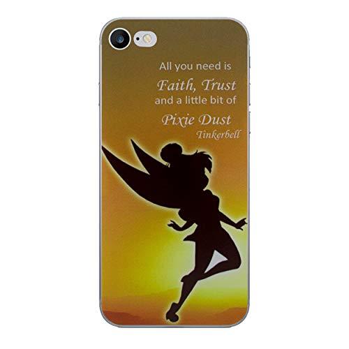 iPhone 6/6s Peter Pan Silikonhülle / Gel Hülle für Apple iPhone 6S 6 (4.7