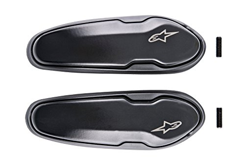 Preisvergleich Produktbild Alpinestars Supertech-R Zehenschleifer ab 2015, Farbe Schwarz, Größe One Size