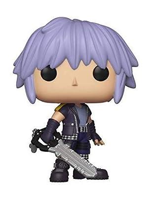 Funko 34053 Pop! Vinilo: Kingdom Hearts 3: Riku...