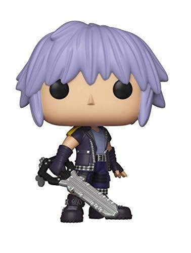 Funko 34053 Pop! Sticker: Kingdom Hearts 3: Riku, Multi