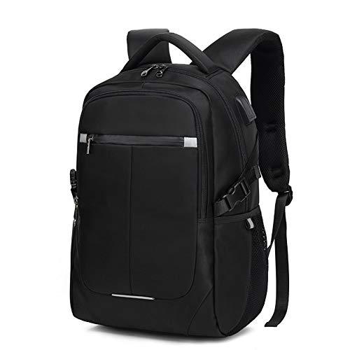 LXUNIABackpack Große Kapazität Reiserucksack Laptop 15,6 Zoll Aufladung Wasserdichte Männer Rucksack Notebook Casual Womens Rucksack Tasche - Womens Quallen