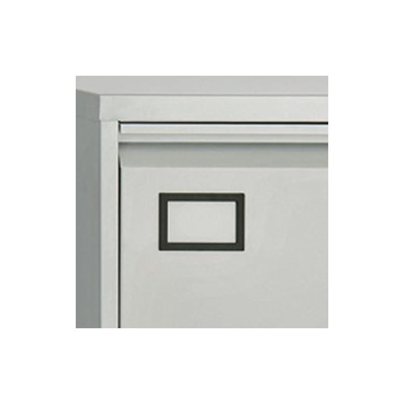 Office Hippo 3-Drawer Bisley Filing Cabinet – Goose Grey