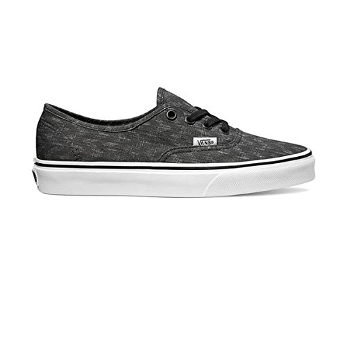 Vans-U-Authentic-Denim-Chevron-Baskets-Basses-Mixte-Adulte