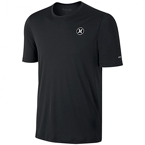 Hurley Surf Tees - Hurley Dri-Fit Icon Short Sl... (Icon Hurley Tee)