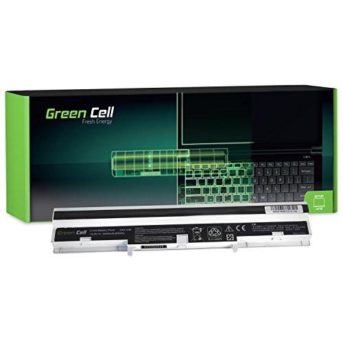 Green Cell® Standard Serie Laptop Akku für Asus U36SG (8 Zellen 4400mAh 14.4V Weiß)
