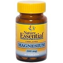 Magnesio quelado 300 mg. 50 comprimidos