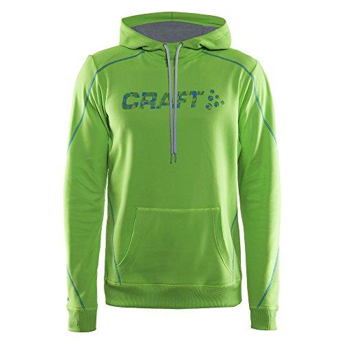 Craft cr1902628Sweatshirt Kapuzenpullover Herren vert