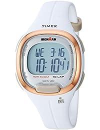 65743b5c9b0c timex ironman - Blanco  Relojes - Amazon.es