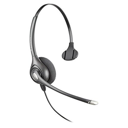 Plantronics H251N SupraPlus Monaural Noise Cancelling Headset - Refurbished Plantronics Supraplus Noise Cancelling Headset