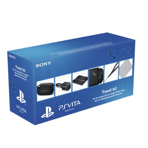 PS Vita Travel Kit - Ps M Vita Spiele
