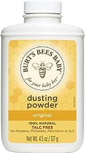 Burt's Bees Baby Bee Dusting Powder(Pack of 3)