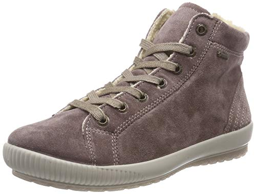 Legero Tanaro, Damen High-Top Sneaker, Violett (Dark Clay 57), 40 EU (6.5 UK)