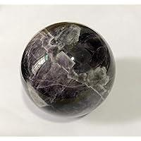 Kristall Achat® Amethyst Ball Ametrin Kristall Violett Gelb Natur Mosaik Heilung Sphere 7,1cm preisvergleich bei billige-tabletten.eu