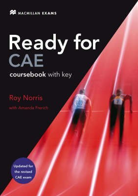 [(New Ready for CAE : Student's Book + Key)] [By (author) Roy Norris] published on (March, 2008)