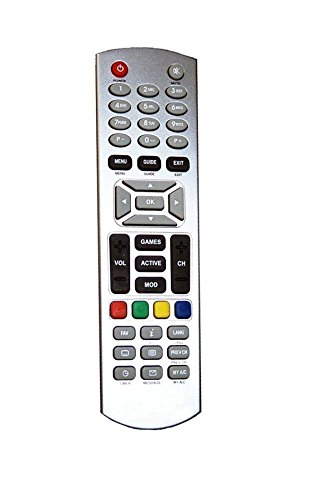 Dish TV dth Universal Set Top Box Remote Control (Compatible)  available at amazon for Rs.192