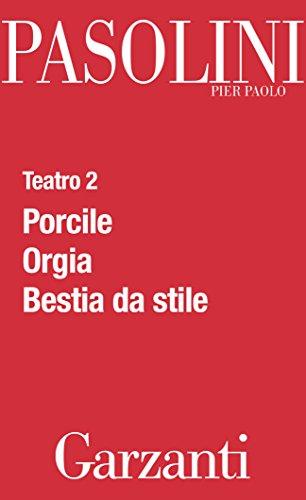 Teatro orgia
