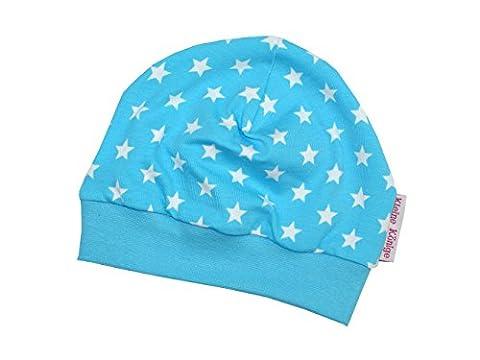 bonnet de bébé Jersey Superstar turquoise -