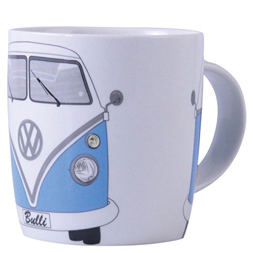 VW Collection by BRISA Kaffeetasse VW Bulli T1 blau
