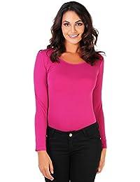 KRISP® Femme Body Uni en Lycra