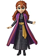 Disney Frozen Basic Small Doll - Anna, Inspired by The Frozen 2 Movie