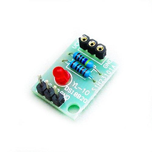 Hiletgo DS18B20module de capteur de température non Y Compris DS18B20