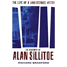 [ THE LIFE OF A LONG DISTANCE WRITER BY BRADFORD, RICHARD](AUTHOR)HARDBACK