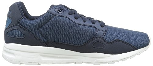 Le Coq Sportif Unisex-Erwachsene Lcs R900 Poke Sneaker Blau (Dress Blue/Real TealDress Blue/Real Teal)