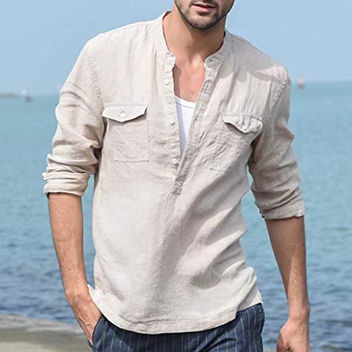 Zoom IMG-1 camicia uomo magliette polo canotte
