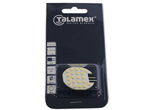 Talamex Mit BA15s-Sockel