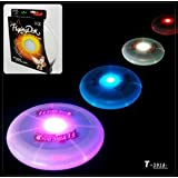 Originals Group Flying Disk Game LED Light Up Flying Disc, Glow In The Dark For Night Games
