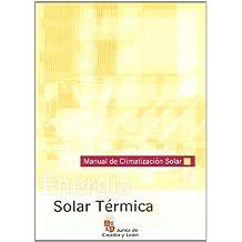 Energia solar termica - manual de climatizacion