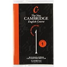 The New Cambridge English Course 1, Class Cassette Set