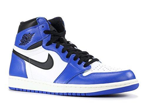 Air Jordan 1 Retro Game Royal - 555088-403 - Size 8.5 - - Jordan Männer Und Frauen Schuhe