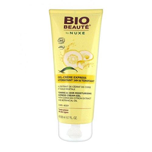 Bio Beauté Gel-Crème Express Hydratant 24H et Tonifiant 200 ml