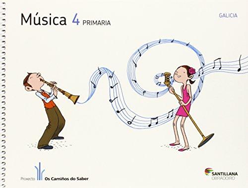 Musica 4 primaria gall ed12