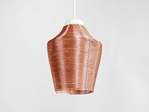 Cobre Lámpara de Techo Alto - porcelana hilo durable originales alambre luz bicicleta suspensión sombras lámparas