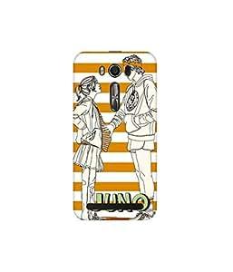 Kolor Edge Printed Back Cover for Asus Zenfone 2 Laser ZE550KL - Multicolor (4399-Ke10419Zen2ZE550KLSub)