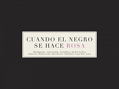 Cuando el negro se hace rosa (Ilustración)