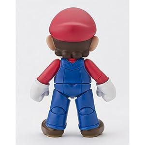 Bandai Tamashii Nations BTN83159-0 – Figura de acción Mario Bros (BTN83159-0) – Figura Super Mario (10cm) Figuarts