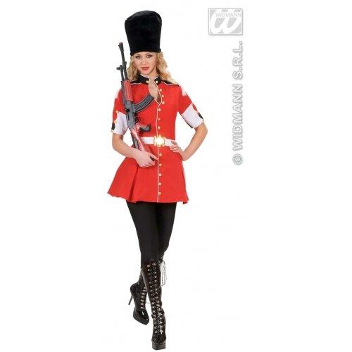 Widmann wid71531-Kostüm für Erwachsene Königliche Wache, mehrfarbig, S