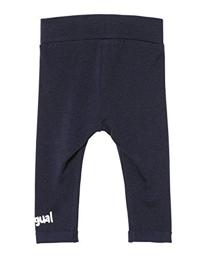 Desigual Baby-Jungen Leggings Celia, Blau (Estado 5127) 68 (Herstellergröße: 12)