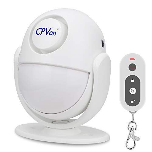 CPVAN Motion Sensor Alarm with S...